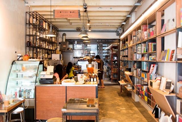 12 Toko Buku Indie Paling Keren Yang Ada di Thailand