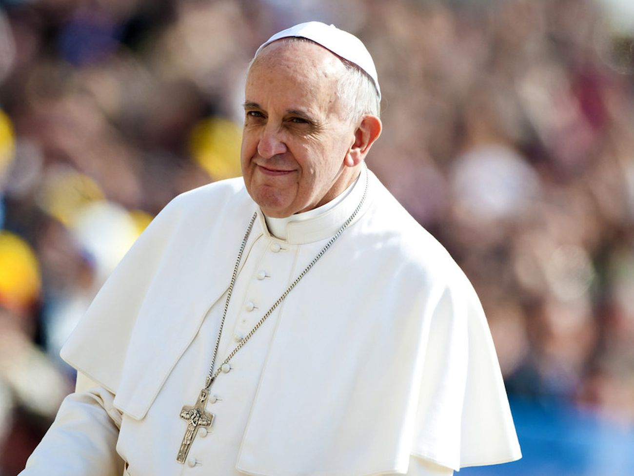 POPE FRANCIS TRADITION IN TRANSITION